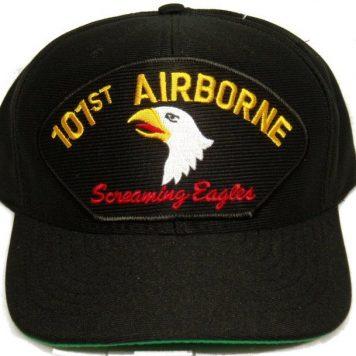 101st Airborne Cap Screaming Eagles