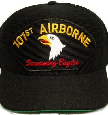101st Airborne Cap Screaming Eagles