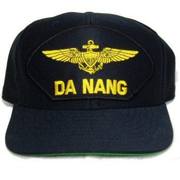 DA NANG Cap With Navy Wings
