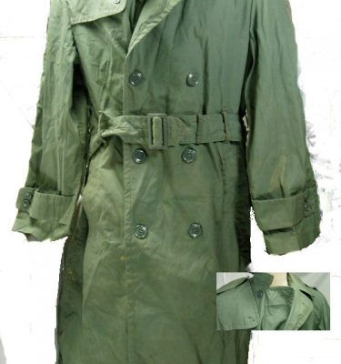 Army Vietnam Raincoat