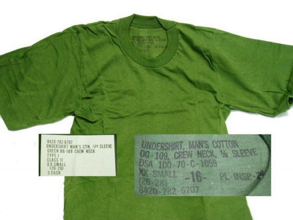 OD T-shirt, Xxs, 3 Pk