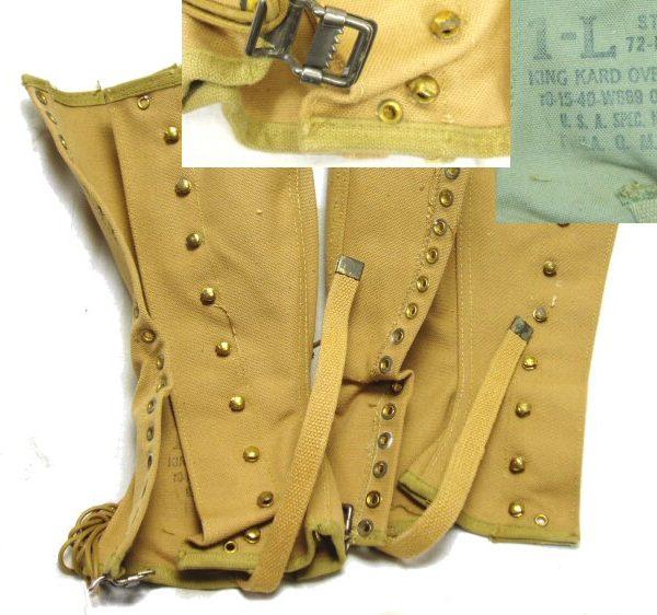 WW2 Leggings, Size 1