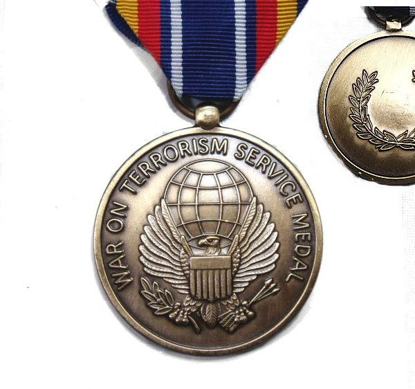 GWOT Service Medal