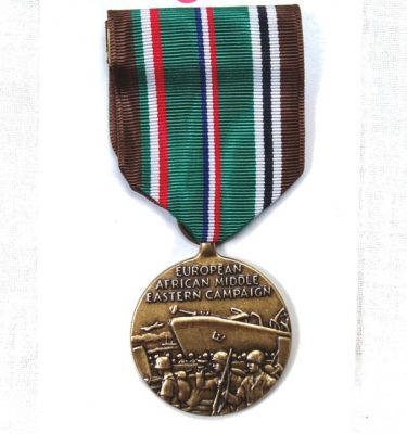 Eame Medal Fsm