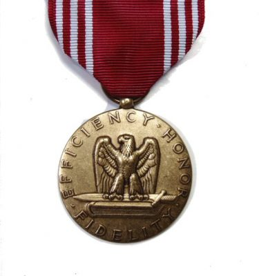 Army Good Conduct Medal Fsm