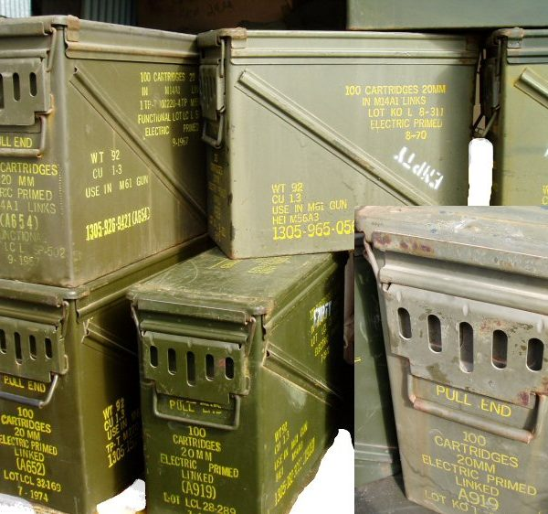20mm Ammo Box