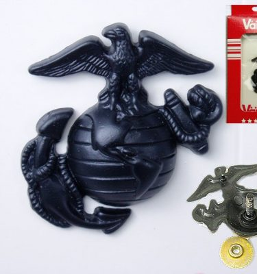 Usmc Ega Cap Device Black