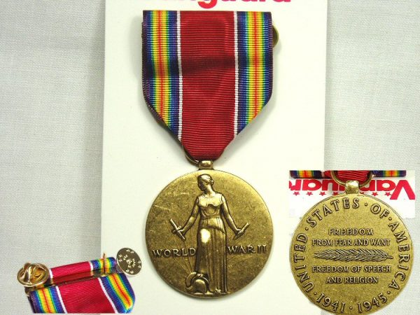 WW2 Victory Medal