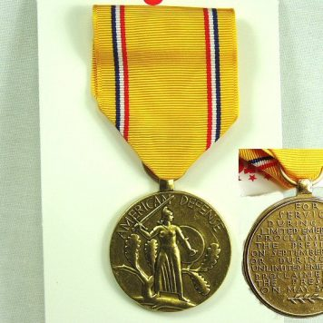 American Defense Medal