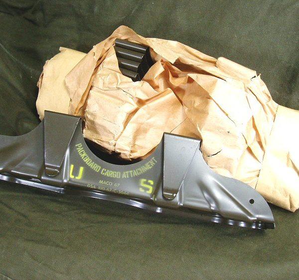 Shelf For Cargo Packboard