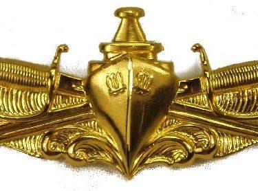 Navy Surface Warfare Insignia