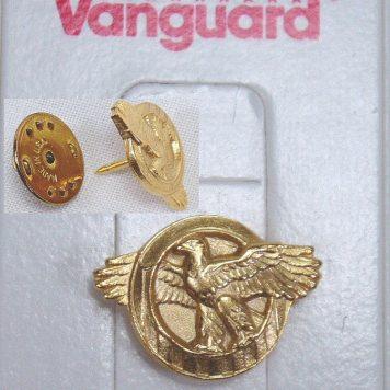 Ruptured Duck Pin, WW2