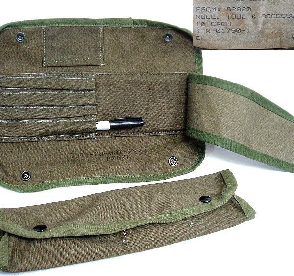 Tool Roll Small #82820