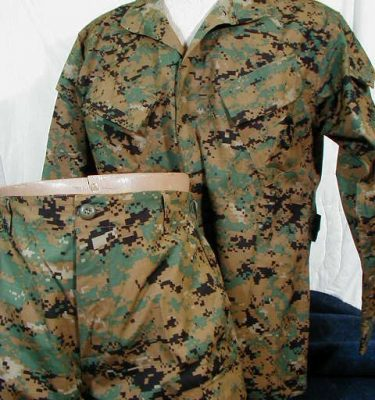Marpat Digital Camo Reproduction