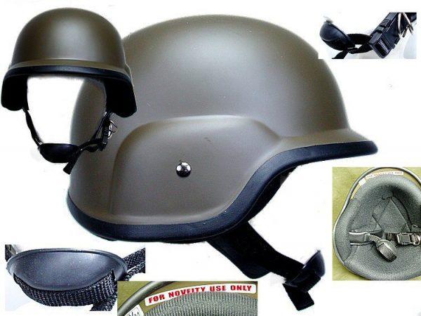 Pasgt Helmet, Plastic