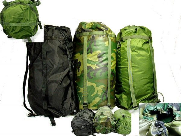 Compression Sack For Sleeping Bags