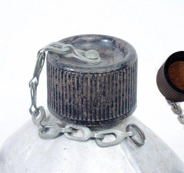 Cap WW2 Metal Canteen