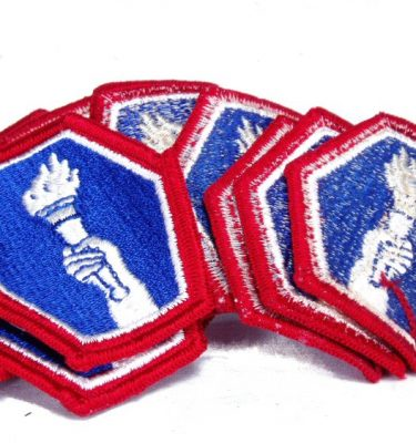 442nd Infantry Patch, Color