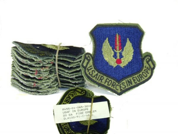 Usafe Patch, Subdued