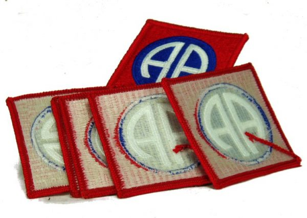 82nd Airborne Patch