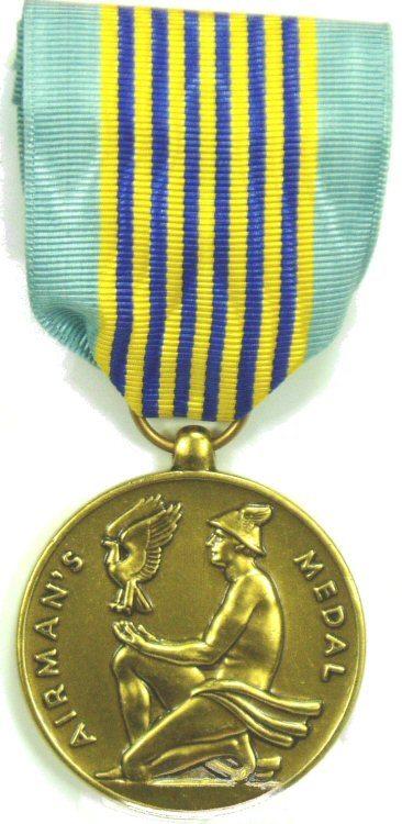 Airmans Medal Fsm