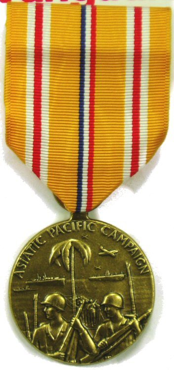 Asiatic-pacific Campaign Medal Fsm