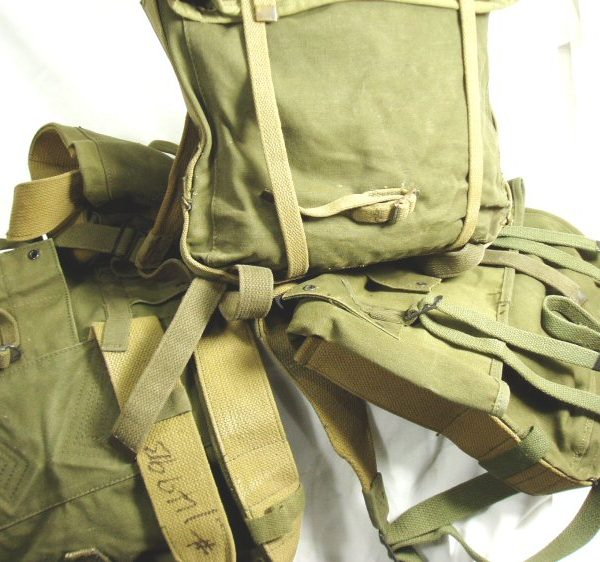 Usmc Top Pack Two Tone