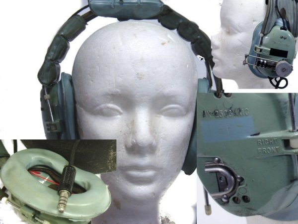 Military Aviator Headset
