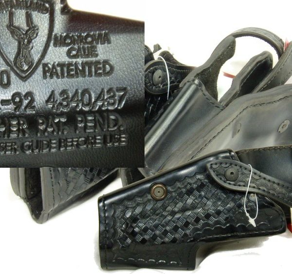 Safariland 9mm Holster