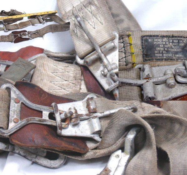 "Aircraft 1 3/4"" Lap Belt"