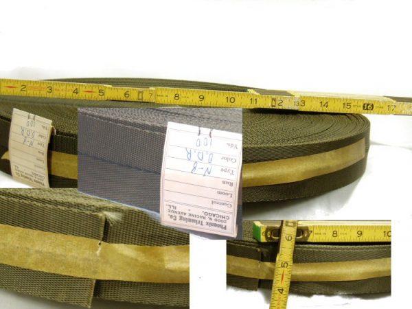 Vietnam Nylon Pack Webbing