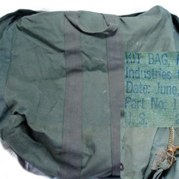 Parachute Kit Bag Used