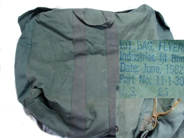 Parachute Kit Bag Used