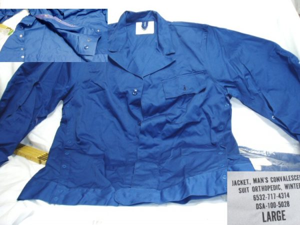 Convalescent Shirt Large