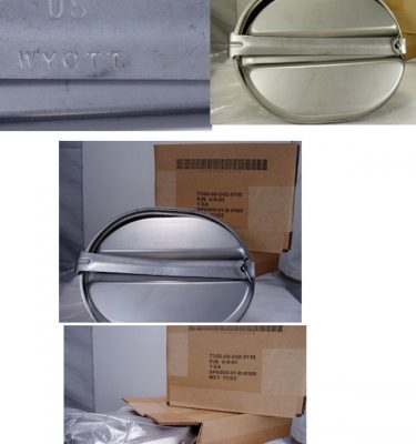Military Issue Mess Kit