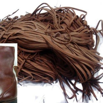 WW2 Boot Laces, Brown