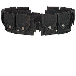 10 Pocket Cartridge Belt, Copy, Black