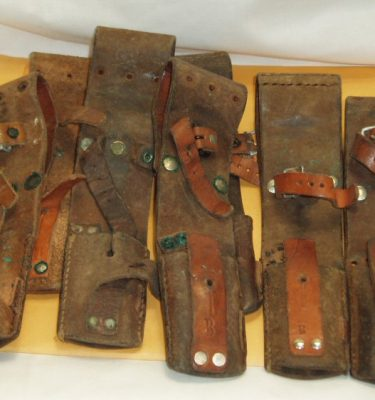 Knives,bayonets, and machetes that are original military issue