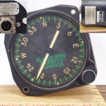 Slaved Gyro Magnetic Compass