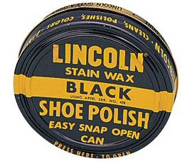 Lincoln Stain Wax