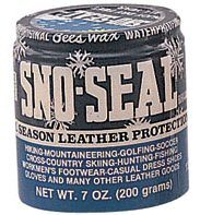 Sno-seal Leather Protectant