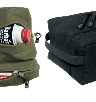 2 Compartment Travel / Shave Kit