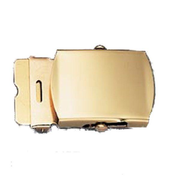 """Brass Buckle For 1 1/4"""" Web Belt"""