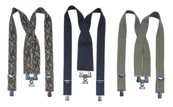 Elastic Pants Suspenders