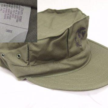 USMC Cover Olive Drab With Ega