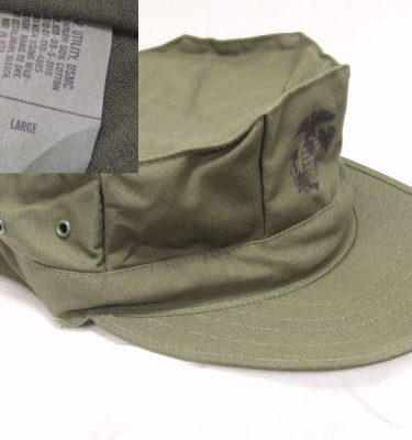 USMC Cover Olive Drab With Ega