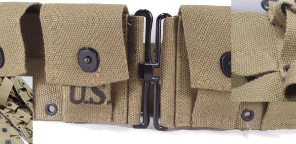 M-1 Garand Belt New Copy