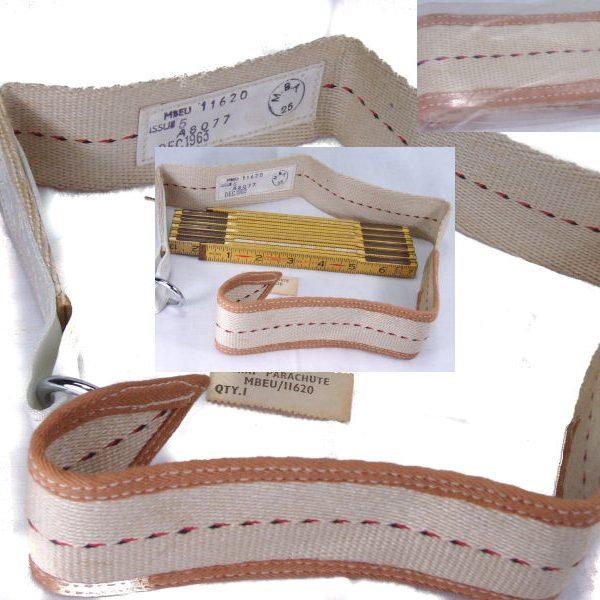 Chute Harness Accessory Strap