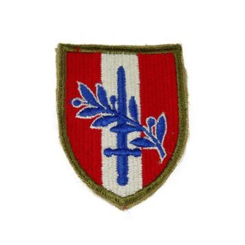 Austria Headquarters US Foreign Services Patch