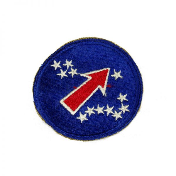 Pacific Ocean Areas Army Forces Patch